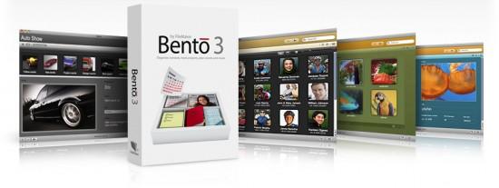 FileMaker Bento 3