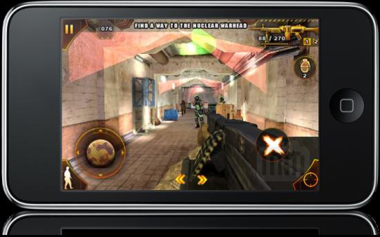 Gameloft Modern Combat: Sandstorm