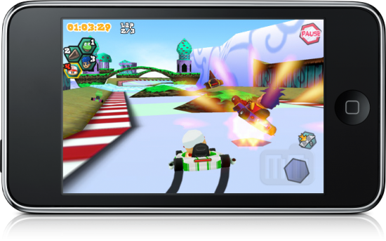 Konami Krazy Kart Racers
