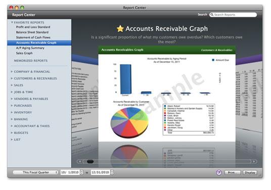 QuickBooks 2010 para Mac