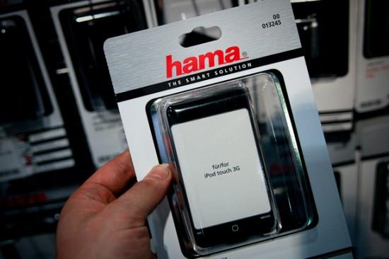 Case Hama para iPod touch 3G