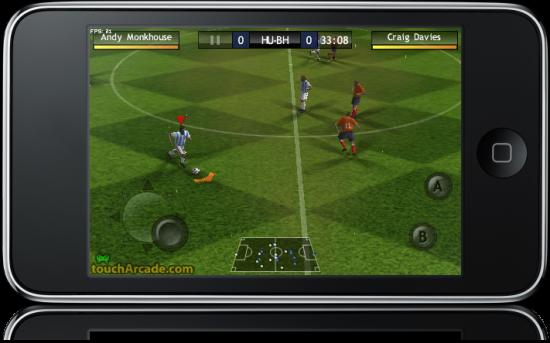 EA FIFA10 Screenshots