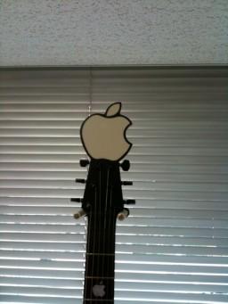 Guitarra iBook