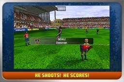 FIFA 10 da EA SPORTS para iPhone