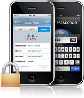 Segurança no iPhone
