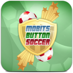 Ícone do Mobits Button Soccer