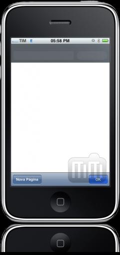 iPhone FAIL Safari travado
