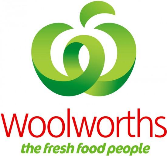 Logo da Woolworths