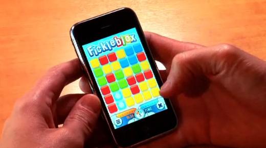 Jogo em Flash no iPhone