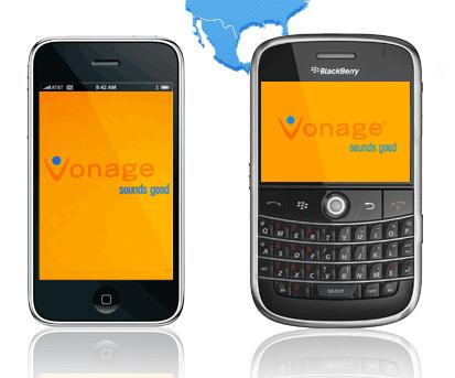 Vonage Mobile apps