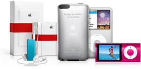 Gravação de iPods