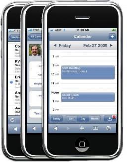 IBM Lotus Traveler no iPhone