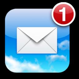 Ícone do Mail do iPhone OS