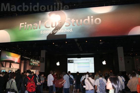 Final Cut Studio 2 na NAB 2007