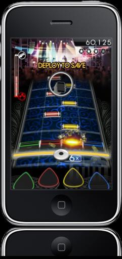 Rock Band no iPhone