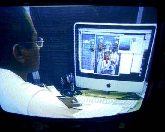 Mac é Pop iMac Aluminum RJTV