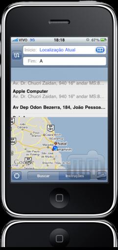 iPhone FAIL Maps