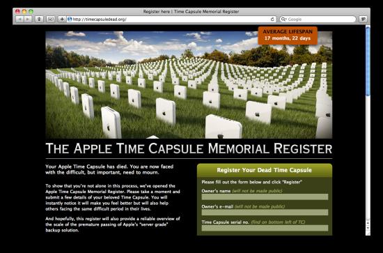 Time Capsule Memorial