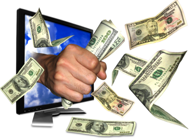 PC Internet Banking dinheiro