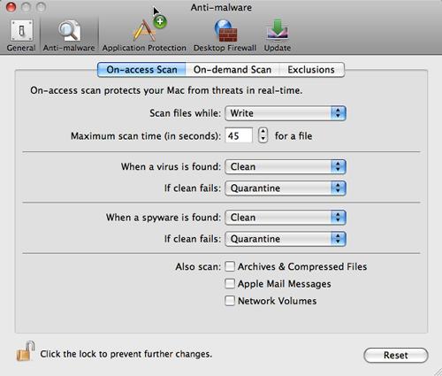 Endpoint para Mac