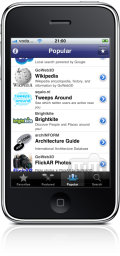 Layar no iPhone 3GS