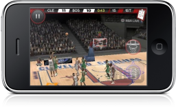 NBA Live no iPhone