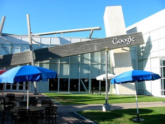 Google HQ em Mountain View