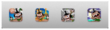 Apps do Pocket God