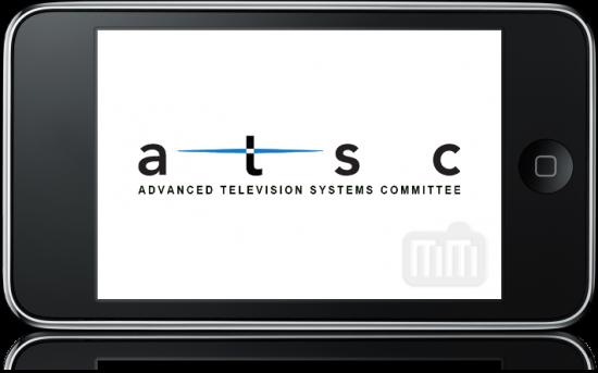 Sinal de TV Digital ATSC no iPhone