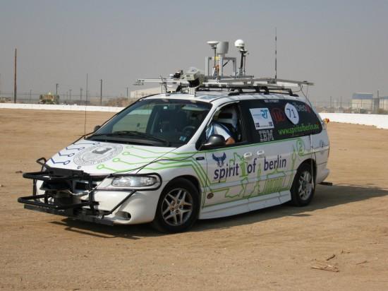 Spirit of Berlin - carro e iPhone
