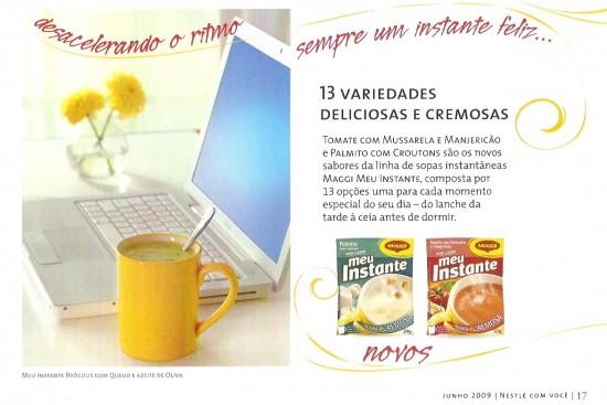Mac é Pop Nestlé