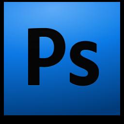 Ícone do Adobe Photoshop CS4