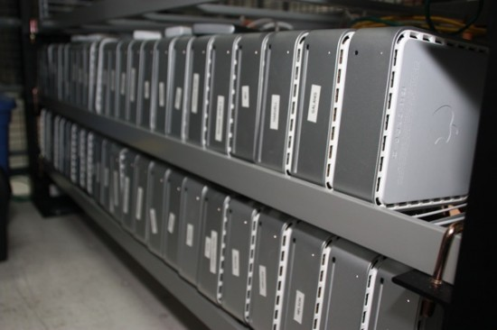 Mac mini server, pelo Macminicolo.net