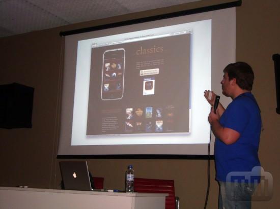 Segunda edição do iPhoneDevBr