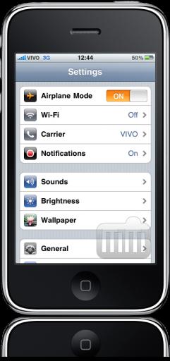 iPhone FAIL Airplane Mode