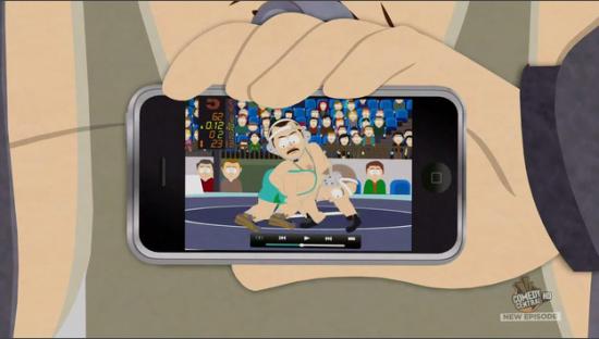 Mac é Pop South Park