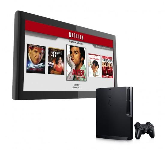 Netflix e PlayStation 3