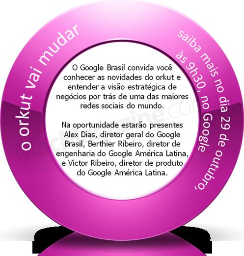 Orkut vai mudar