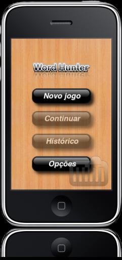 Word Hunter no iPhone