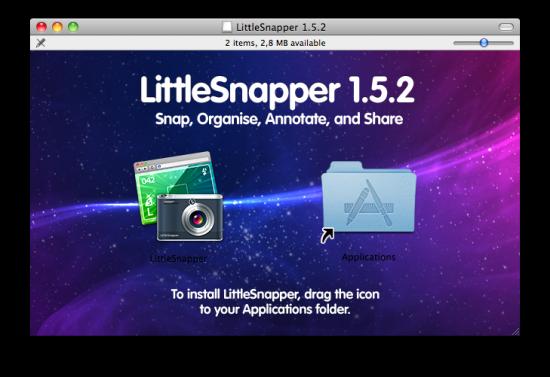 LittleSnapper 1.5.2