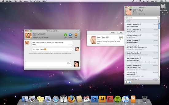 Nimbuzz 1.0.1 para Mac