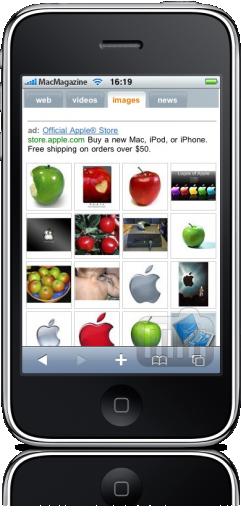 Bing Mobile no iPhone