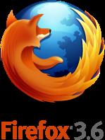 Firefox 3.6 (em pé)