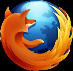 Ícone do Firefox (sem sombra)