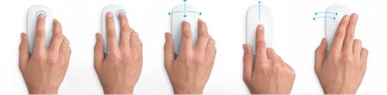 Magic Mouse (gestos)