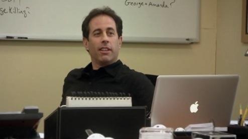 Mac é Pop - Seinfeld MacBook