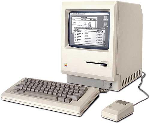 Macintosh 128K de 1984