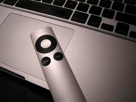 Unboxing de um Apple Remote
