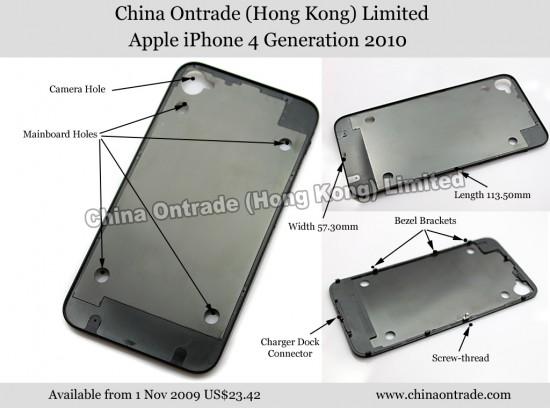 Midboard de iPhone 4G