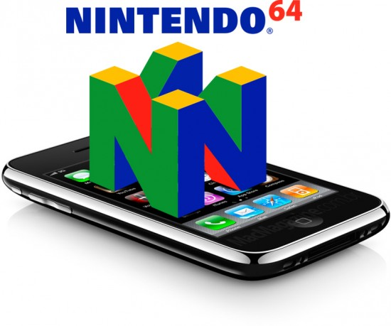 Nintendo 64 no iPhone